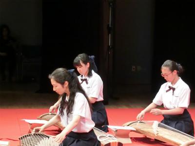 第48回兵庫県高等学校邦楽連盟阪神支部演奏会