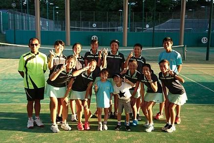 全国中学生テニス選手権大会