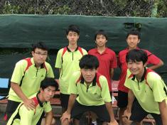 第3回兵庫県私立高等学校テニス選手権大会