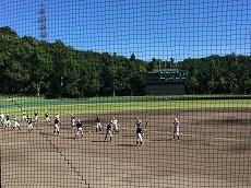 中高野球部合宿