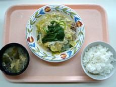 H22.2.17メニュー西谷野菜と豚肉のあんかけ 001-1.jpg
