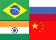 BRICsの国旗