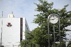 雲雀丘の時計