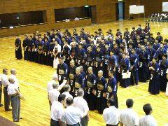 2007県民大会 8月準優勝表彰式